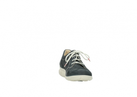 wolky lace up shoes 01510 pima 10070 black summer nubuck_18
