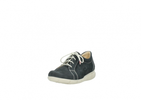 wolky lace up shoes 01510 pima 10070 black summer nubuck_21