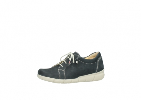 wolky lace up shoes 01510 pima 10070 black summer nubuck_23