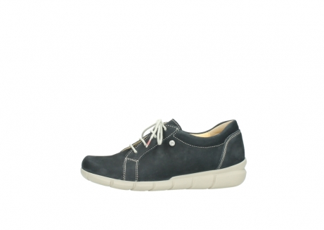 wolky lace up shoes 01510 pima 10070 black summer nubuck_24