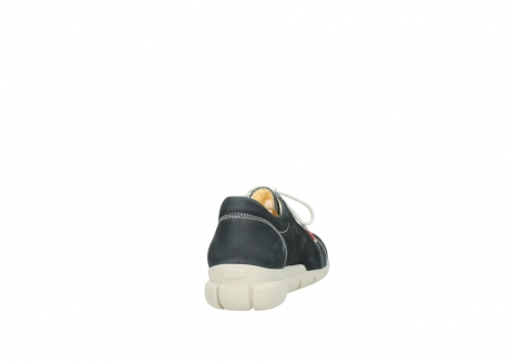 wolky lace up shoes 01510 pima 10070 black summer nubuck_8