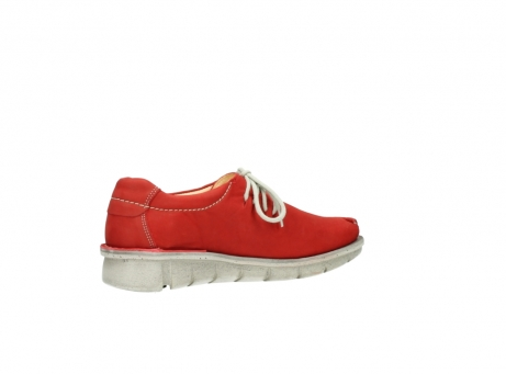 wolky lace up shoes 01625 dutch 10570 red nubuck_11