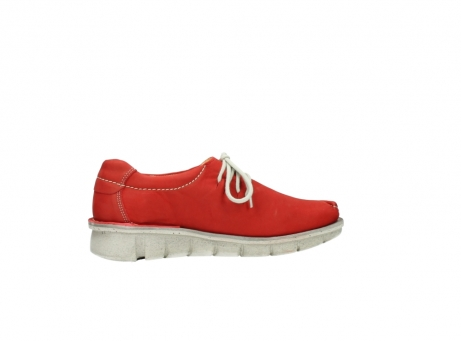 wolky lace up shoes 01625 dutch 10570 red nubuck_12