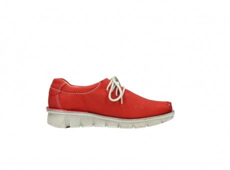 wolky lace up shoes 01625 dutch 10570 red nubuck_13
