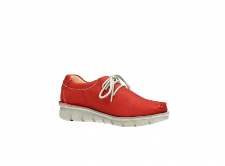 wolky lace up shoes 01625 dutch 10570 red nubuck_15