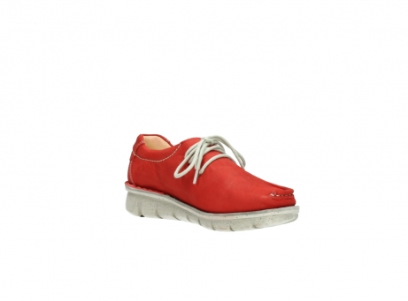 wolky lace up shoes 01625 dutch 10570 red nubuck_16