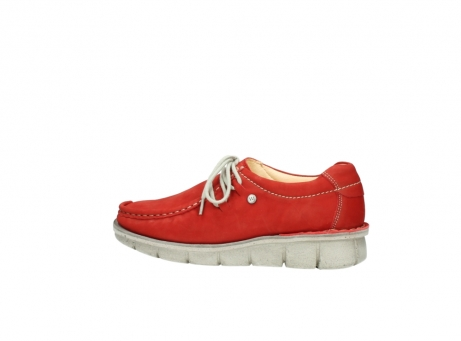 wolky lace up shoes 01625 dutch 10570 red nubuck_2