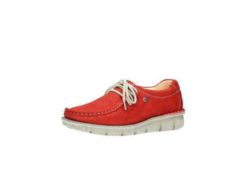 wolky lace up shoes 01625 dutch 10570 red nubuck_23