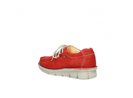 wolky lace up shoes 01625 dutch 10570 red nubuck_4