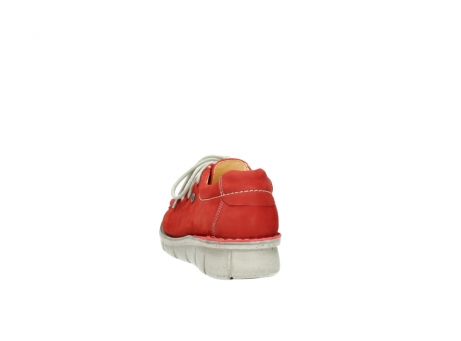 wolky lace up shoes 01625 dutch 10570 red nubuck_6
