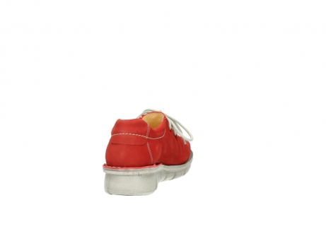 wolky lace up shoes 01625 dutch 10570 red nubuck_8