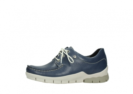 wolky lace up shoes 01750 natalia 70870 blue leather_24