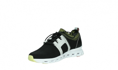 wolky lace up shoes 02052 tera 90012 black white_10