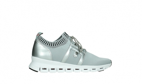 wolky lace up shoes 02052 tera 90201 silver grey leather_24