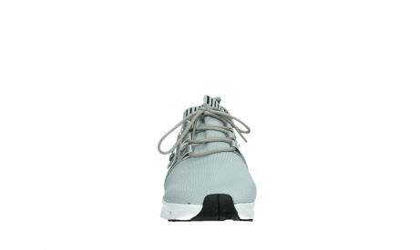 wolky lace up shoes 02052 tera 90201 silver grey leather_7