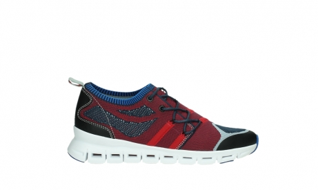 wolky lace up shoes 02054 nero 90580 red blue_1