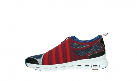 wolky lace up shoes 02054 nero 90580 red blue_13