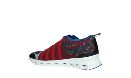 wolky lace up shoes 02054 nero 90580 red blue_15