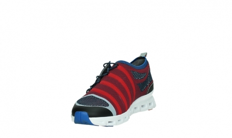 wolky lace up shoes 02054 nero 90580 red blue_9
