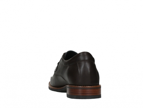 wolky lace up shoes 02180 santiago 20300 brown leather_18