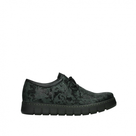 wolky lace up shoes 02325 vic 47715 green suede