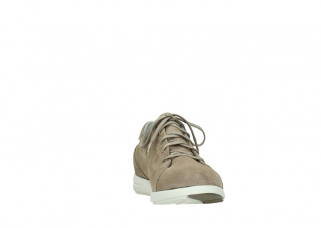 wolky lace up shoes 02420 kinetic 20150 taupe leather_18