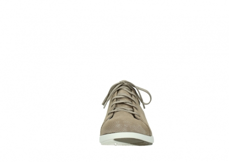 wolky lace up shoes 02420 kinetic 20150 taupe leather_19