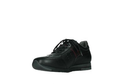 wolky lace up shoes 02525 yell 21000 black leather_10