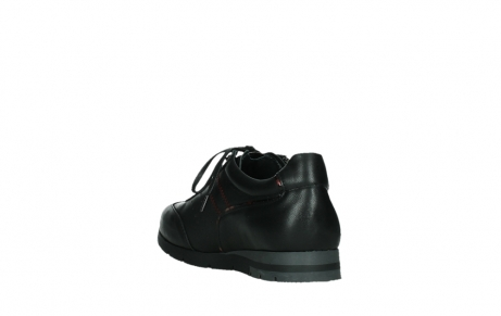 wolky lace up shoes 02525 yell 21000 black leather_17