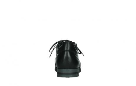 wolky lace up shoes 02525 yell 21000 black leather_19