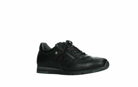 wolky lace up shoes 02525 yell 21000 black leather_3