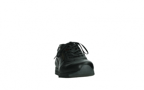 wolky lace up shoes 02525 yell 21000 black leather_6
