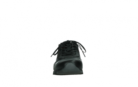 wolky lace up shoes 02525 yell 21000 black leather_7