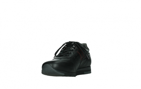 wolky lace up shoes 02525 yell 21000 black leather_9