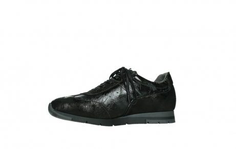 wolky lace up shoes 02525 yell 36000 shiny black leather_12
