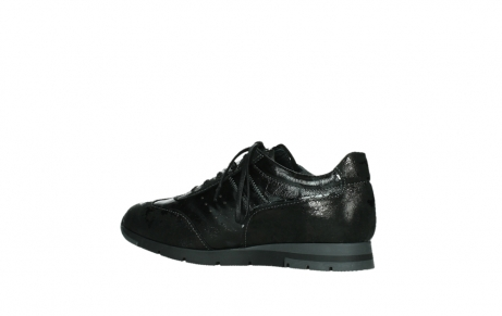 wolky lace up shoes 02525 yell 36000 shiny black leather_15