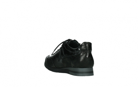 wolky lace up shoes 02525 yell 36000 shiny black leather_17