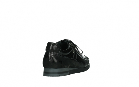 wolky lace up shoes 02525 yell 36000 shiny black leather_21