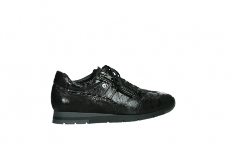 wolky lace up shoes 02525 yell 36000 shiny black leather_24
