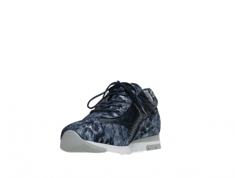 wolky lace up shoes 02525 yell 49800 blauw suede_9