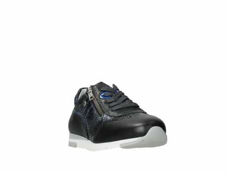 wolky lace up shoes 02526 yell xw 29000 black leather_5