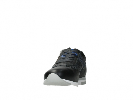wolky lace up shoes 02526 yell xw 29000 black leather_8