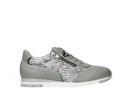 wolky lace up shoes 02526 yell xw 88130 silver leather_1