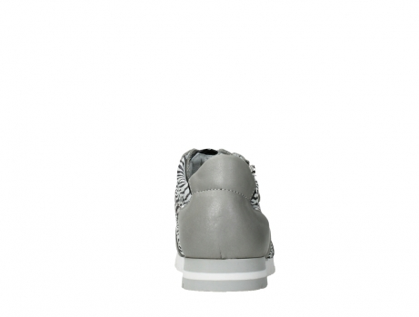 wolky lace up shoes 02526 yell xw 88130 silver leather_19