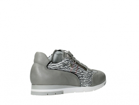 wolky lace up shoes 02526 yell xw 88130 silver leather_22