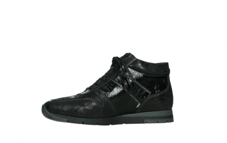 wolky lace up shoes 02527 cheer 36000 shiny black leather_12