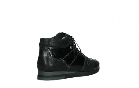 wolky lace up shoes 02527 cheer 36000 shiny black leather_22