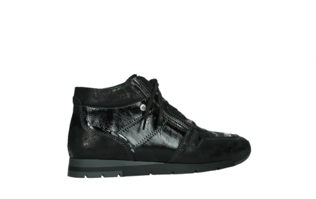 wolky lace up shoes 02527 cheer 36000 shiny black leather_24