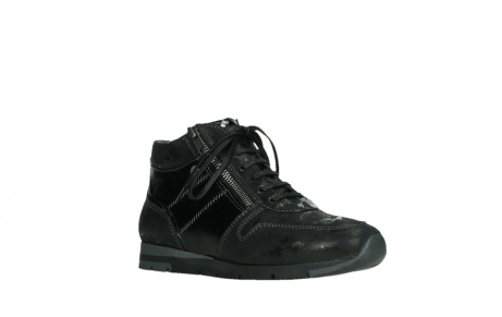 wolky lace up shoes 02527 cheer 36000 shiny black leather_4