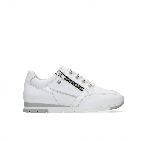 wolky lace up shoes 02530 spirit xw 20100 white leather